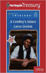 A Cowboy's Honor - Laura Gordon