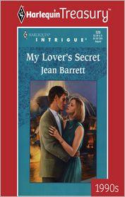 My Lover's Secret - Jean Barrett