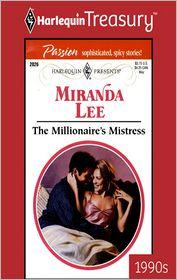 The Millionaire's Mistress - Miranda Lee
