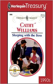 Sleeping with the Boss - Cathy Williams