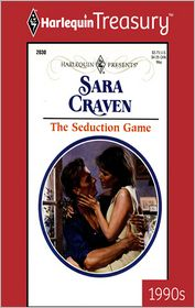 The Seduction Game - Sara Craven