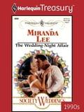 Wedding-Night Affair - Miranda Lee