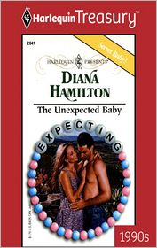 The Unexpected Baby - Diana Hamilton