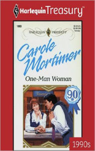 One-Man Woman - Carole Mortimer