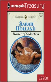 Master of Seduction - Sarah Holland
