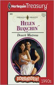 Desert Mistress - Helen Bianchin