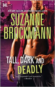 Tall, Dark and Deadly: Get Lucky / Taylor's Temptation - Suzanne Brockmann