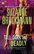 Tall, Dark and Deadly: Get Lucky\Taylor's Temptation - Suzanne Brockmann