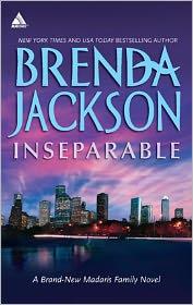 Inseparable (Madaris Family Series) - Brenda Jackson