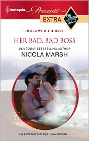 Her Bad, Bad Boss - Nicola Marsh