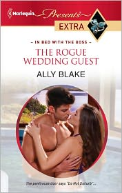 The Rogue Wedding Guest - Ally Blake