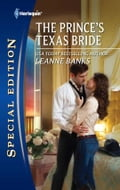 The Prince's Texas Bride - Leanne Banks