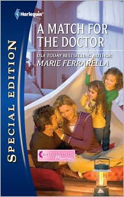 A Match for the Doctor - Marie Ferrarella