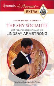 The Shy Socialite - Lindsay Armstrong