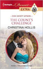The Count's Challenge - Christina Hollis