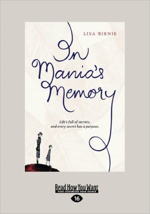 In Mania's Memory (Large Print 16pt)