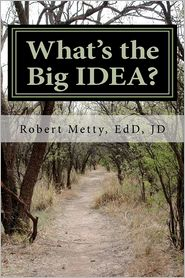 What's the Big IDEA?: A Guide to Understanding Special Education - Robert Metty