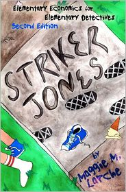 Striker Jones - Maggie M. Larche