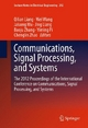 Communications, Signal Processing, and Systems - Qilian Liang;  Qilian Liang;  Wei Wang;  Wei Wang;  Jiasong Mu;  Jiasong Mu;  Jing Liang;  Jing Liang;  Baoju Zhang;  Baoju Zhang;  Yiming Pi;  Yiming Pi;  Chenglin Zhao;  Chenglin Zhao