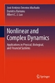 Nonlinear and Complex Dynamics - José António Tenreiro Machado;  Dumitru Baleanu;  Albert C.J. Luo