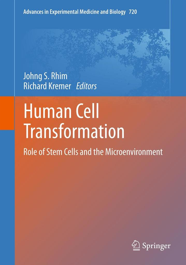 Human Cell Transformation als eBook von - Springer New York