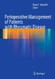 Perioperative Management of Patients with Rheumatic Disease - Brian F. Mandell;  Brian F. Mandell