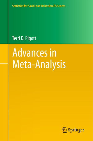 Advances in Meta-Analysis - Terri Pigott