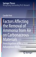 Factors Affecting the Removal of Ammonia from Air on Carbonaceous Materials