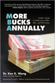 More Bucks Annually - Ken K. Wong