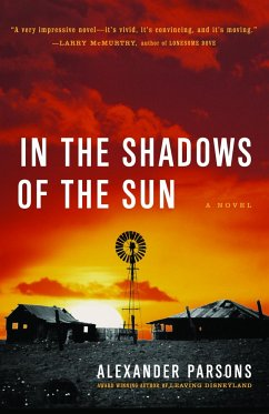In the Shadows of the Sun - Parsons, Alexander
