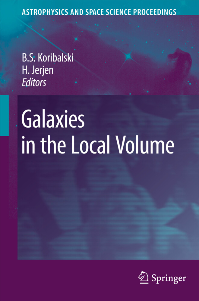 Galaxies in the Local Volume als Buch von