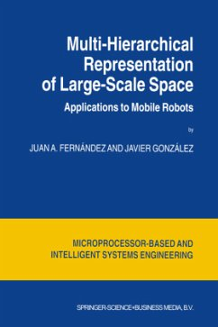 Multi-Hierarchical Representation of Large-Scale Space - Fernández, Juan A. González, Javier