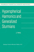 Avery, John S.: Hyperspherical Harmonics and Generalized Sturmians