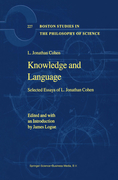 Cohen, L. Jonathan: Knowledge and Language