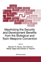 Maximizing the Security and Development Benefits from the Biological and Toxin Weapons Convention - Malcolm R. Dando; Cyril Klement; Marian Negut; Graham S. Pearson