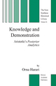 Knowledge and Demonstration - Orna Harari