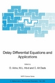 Delay Differential Equations and Applications - O. Arino; M.L. Hbid; E. Ait Dads