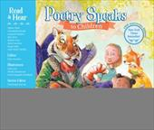 Poetry Speaks to Children [With CD] - Paschen, Elise / Raccah, Dominique / Collins, Billy