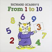 From 1 to 10 - Scarry, Richard