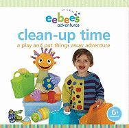 Eebee's Adventures Clean-Up Time: A Play and Put Things Away Adventure (Every Baby Eebee's Adventures)