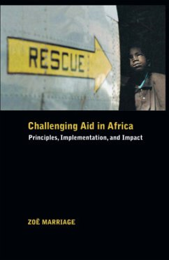 Challenging Aid in Africa: Principles, Implementation, and Impact - Na, Na