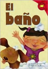 El Bano - Terri Dougherty, Hye Won Yi (Illustrator)