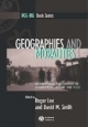 Geographies and Moralities - Roger Lee; David M. Smith