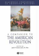 A Companion to the American Revolution
