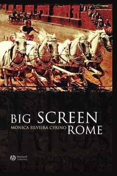 Big Screen Rome - Cyrino, Monica Silveira
