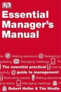 Essential manager's manual - Heller & Hindle