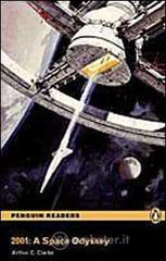 2001 a space odyssey. Con CD Audio - Clarke Arthur C.