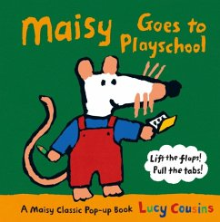Maisy Goes to Playschool - Cousins, Lucy
