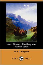 John Deane Of Nottingham (Illustrated Edition)