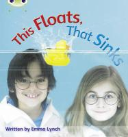 Phonics Bug This Floats That Sinks Phas